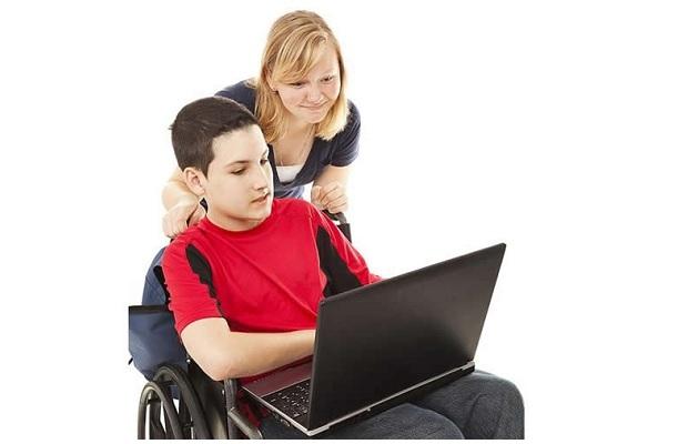 Crianças deficiência beneficios